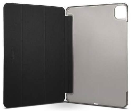 """Spigen Smart Fold černé pouzdro pro 12,9"""" Apple iPad Pro (2020)"""