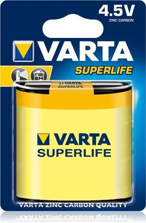 VARTA SUPER LIFE 2012 4,5V
