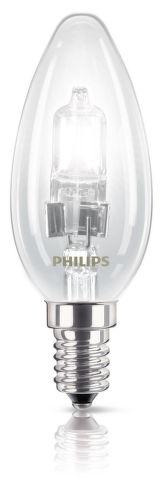 PHILIPS EcoClassic30 18W E14 230V B35 CL 1CT/15