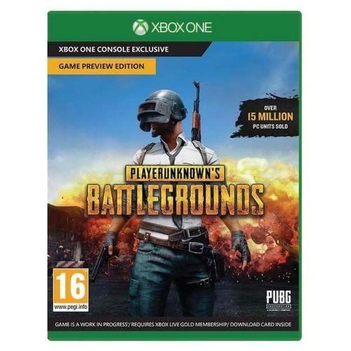 MICROSOFT Battlegrounds, XONE hra