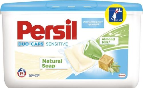 persil sensitive duo caps