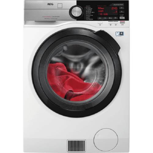 AEG SensiDry L9WBC61B, bílá pračka se sušičkou