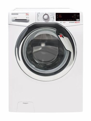 HOOVER DWOL 413AH/1-S, bílá smart pračka plněná zepředu