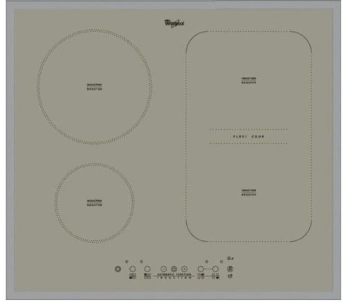 Whirlpool ACM808BA - champagne indukční varná deska