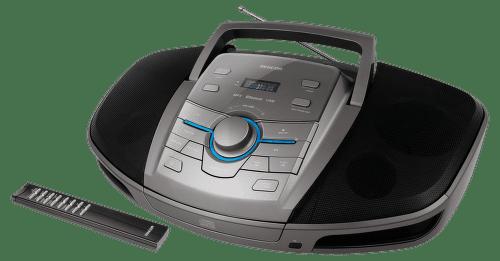 Sencor SPT 5280, Rádio s CD