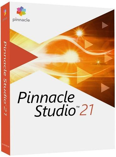 Pinnacle Studio 21 Standard ML EU_01