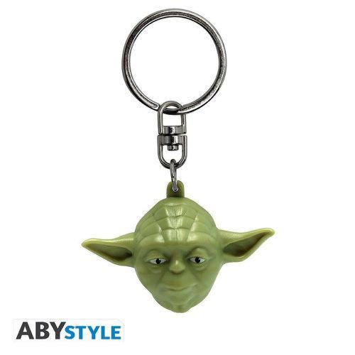 MAGIC BOX Star Wars Yoda 3D, Kľúčenka