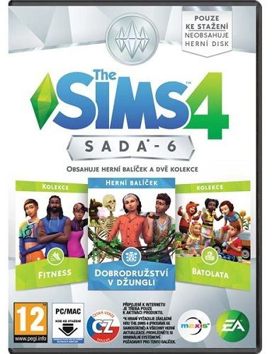 EA GAMES The Sims 4 B6_01