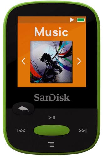 SANDISK Sansa SP 8GB GRN