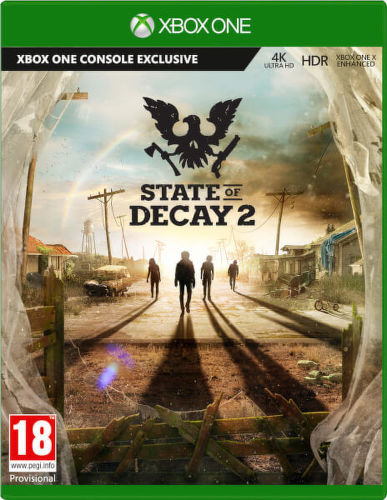 MICROSOFT State of Decay 2