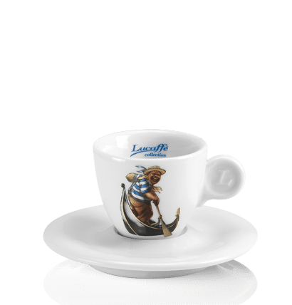 Lucaffé Exquisit espresso