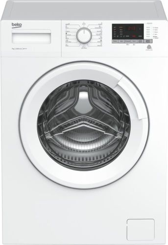 BEKO WRE7512XWW, Pračka plněná zepředu