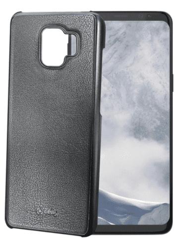 Celly Ghost pouzdro pro Galaxy S9+, černé
