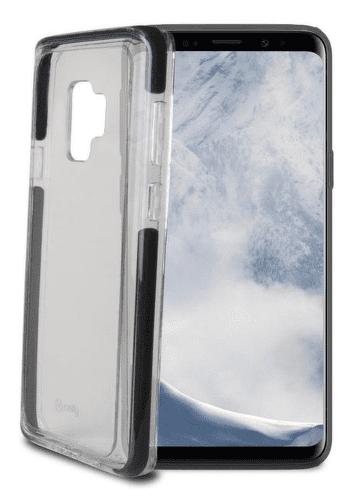 Celly Hexacon pouzdro pro Galaxy S9, černé