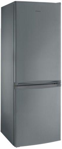 CANDY CMCS 5154X, nerezová kombinovaná chladnička