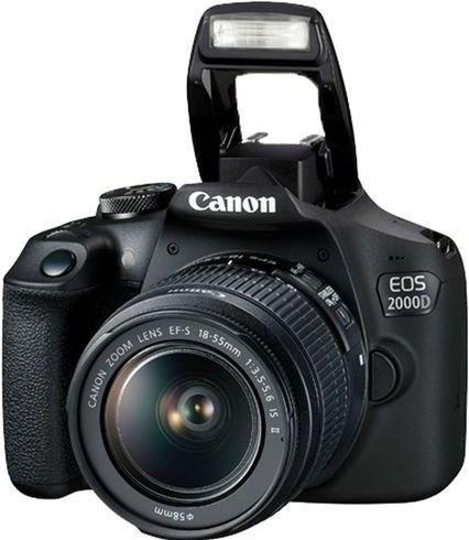 CANON 2000D18-55IS50/1,8, Zrcadlovka