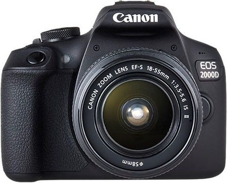 CANON 2000D + 18-55 IS, Zrcadlovka