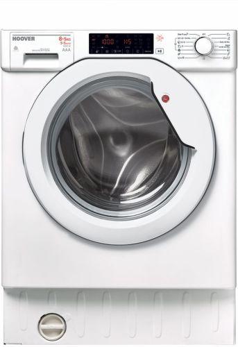 HOOVER HBWDO 8514THC-S, Vestavna pračka se sušičkou