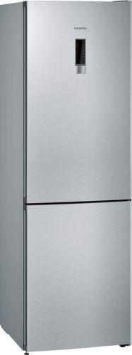Siemens KG39NXI35, nerezová kombinovaná chladnička