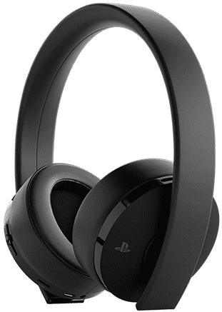 SONY Headset WL GLD/BLK