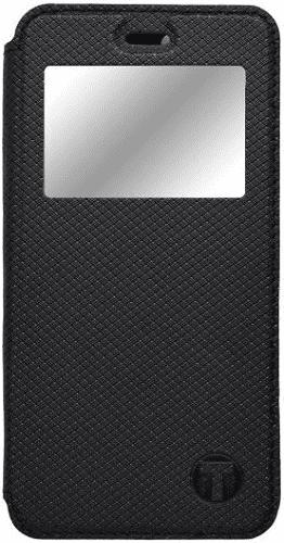 Mobilnet boční knížkové pouzdro pro Lenovo P2, černá