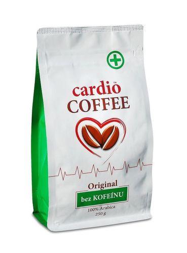 Cardio Coffee Original bez kofeínu (250g)