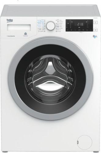 BEKO HTV 8733 XS0, bílá pračka se sušičkou