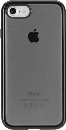Xqisit Nuson Xcel pouzdro pro iPhone 8/7/6S/6, černé