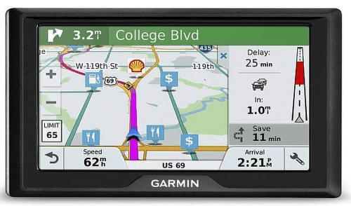 Garmin Drive 61S Lifetime Europe45, autonavigace