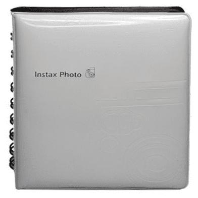 Fujifilm Instax Mini album, bílá