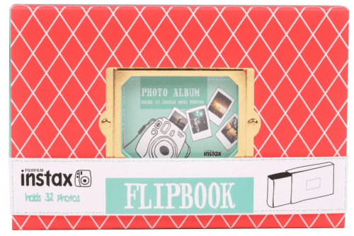 Fujifilm Instax Flipbook fotoalbum, růžová