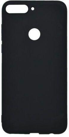 Mobilnet gumové pouzdro pro Huawei Y7 Prime 2018, černá