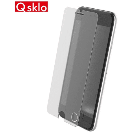 Qsklo tvrzené sklo pro Apple iPhone 6/6S, transparentní