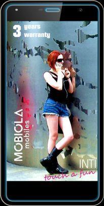 Mobiola tvrzené sklo pro Mobiola Inti, transparentní
