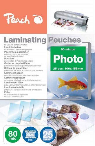 Peach S-PP080-20 10x15cm 25 ks laminovací fólie