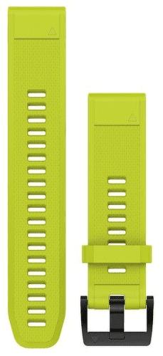 Garmin QuickFit 22 řemínek, žlutý