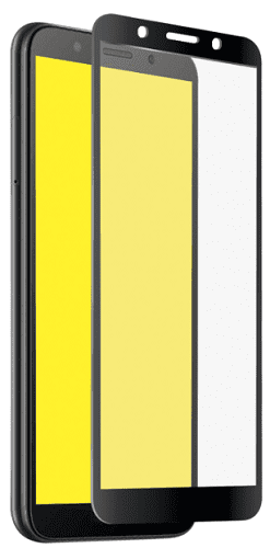 SBS Full Cover tvrzené sklo pro Huawei Y5 2018, černá