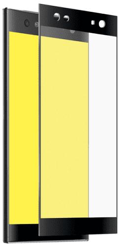 SBS Full Cover tvrzené sklo pro Sony Xperia XA2 Ultra, černá