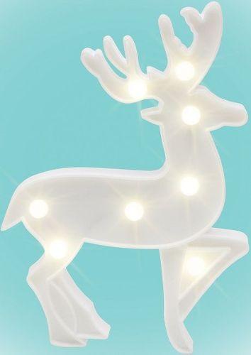 Somogyi PLM 8/R LED dekorace sob