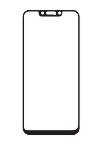 Q sklo ochranné sklo pro Huawei Mate 20 Lite, černá
