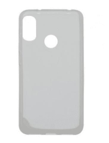 Mobilnet silikonové pouzdro pro Xiaomi Mi A2 Lite, transparentní