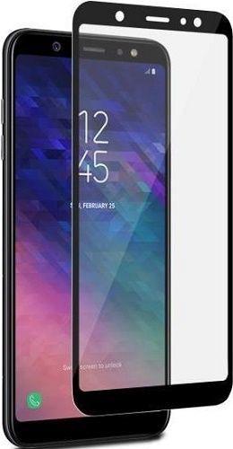 Puro ochranné sklo pro Samsung Galaxy A6/J6 2018, černá