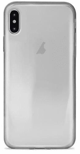 Puro Nude pouzdro pro Apple iPhone Xs Max, transparentní