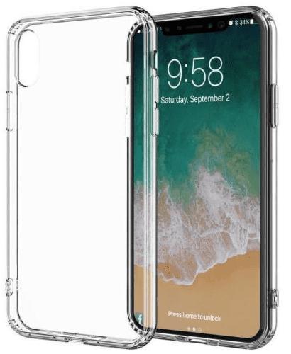 Puro Clear pouzdro pro Apple iPhone Xs Max, transparentní