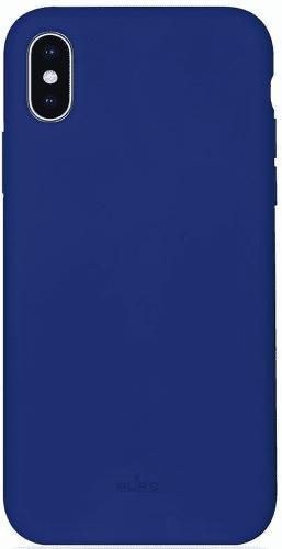 Puro Icon Cover pouzdro pro Apple iPhone Xr, tmavě modrá