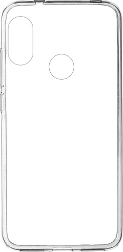 Winner TPU pouzdro pro Xiaomi Mi A2 Lite, transparentní