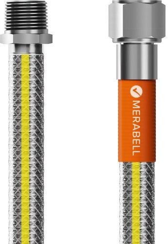 "Merabell Gas Profi R1 / 2 ""- Rp1 / 2"" 100 cm plynová hadice"