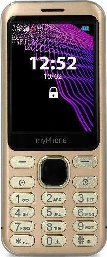 MyPhone Maestro zlatý