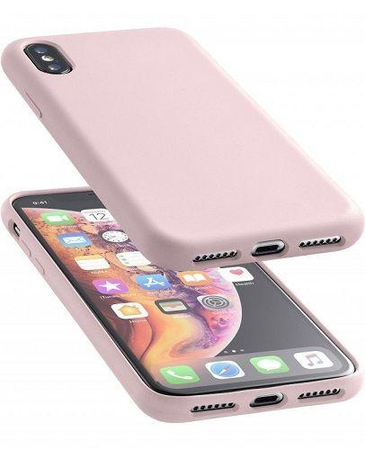 CellularLine Sensation pouzdro pro Apple iPhone Xs Max, růžová