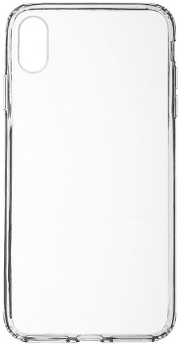 Winner Comfort pouzdro pro Apple iPhone Xr, transparentní